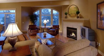 featured image of Tuscan living room designs