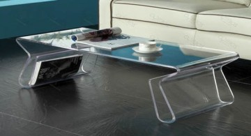 featured image of acrylic coffee tables