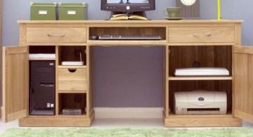 featured image of hideaway desk designs