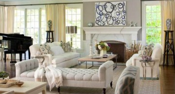 featured image of tuscan living room colors