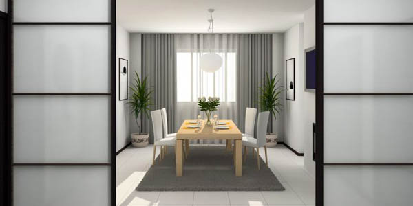 Amazing Gallery For Zen Dining Room Decorating Ideas
