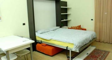 green murphy bed couch ideas for teenage bedrooms