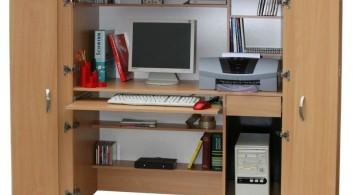 hideaway desk designs for study rooms
