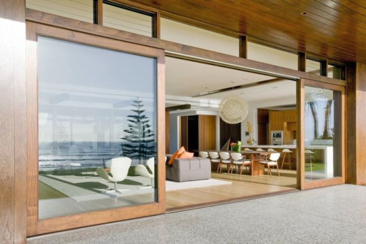 large modern sliding glass door designs