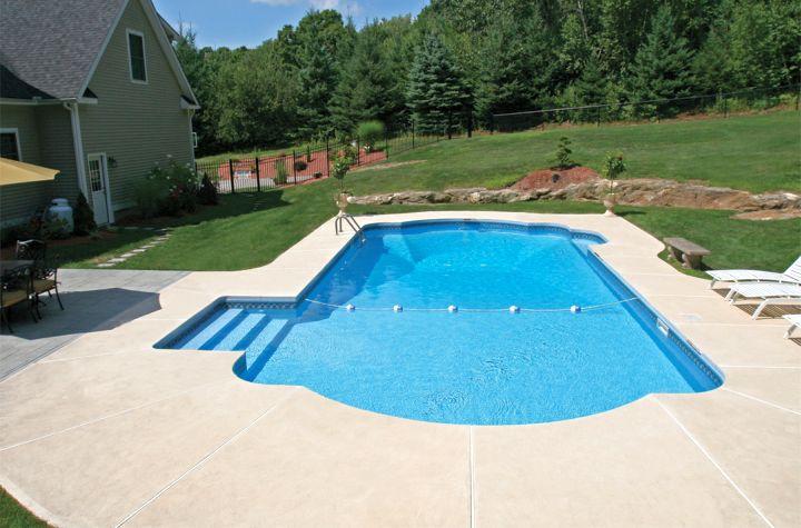 lazy l pool designs 11