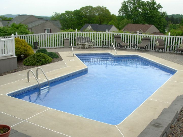 lazy l pool designs 18