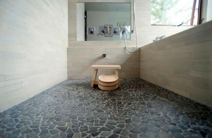 minimalist Japanese bathroom designs for small space