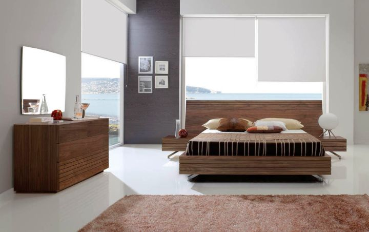 minimalist cool modern bedrooms