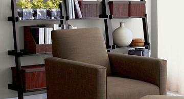 minimalist elegant wall shelves