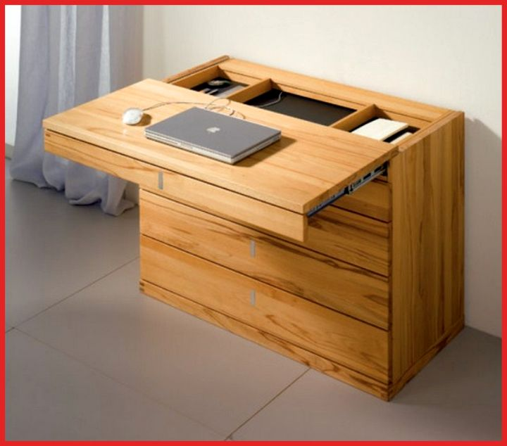 your inside hide solid home atlas oak decorating away desk hideaway for off intended computer