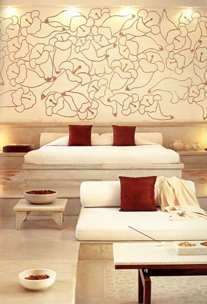 20 most romantic bedroom decoration ideas for Bedroom designs romantic