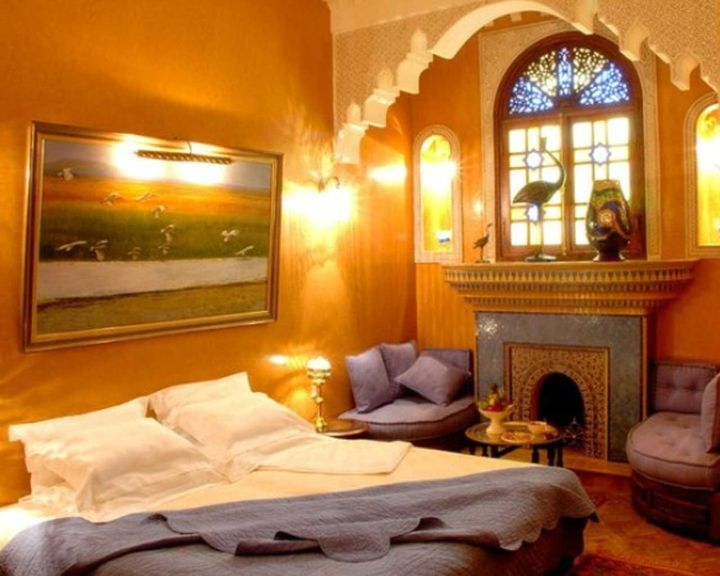 Most romantic bedrooms in the world