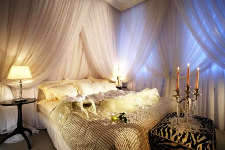 Image Gallery Most Romantic Bedrooms