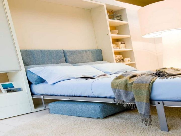 murphy bed couch ideas for teenage girls