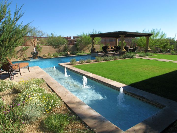 20 great swimming pools for small spaces design ideas - Pool designs for small spaces ...