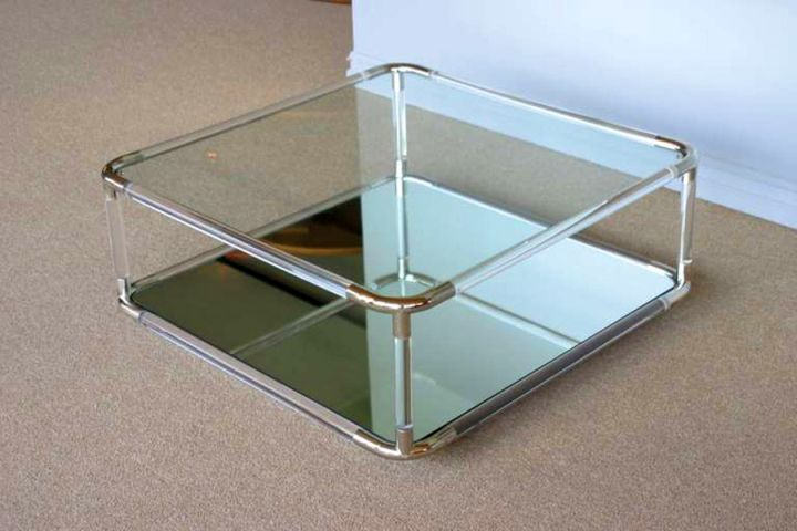 Gallery For Acrylic Coffee Tables
