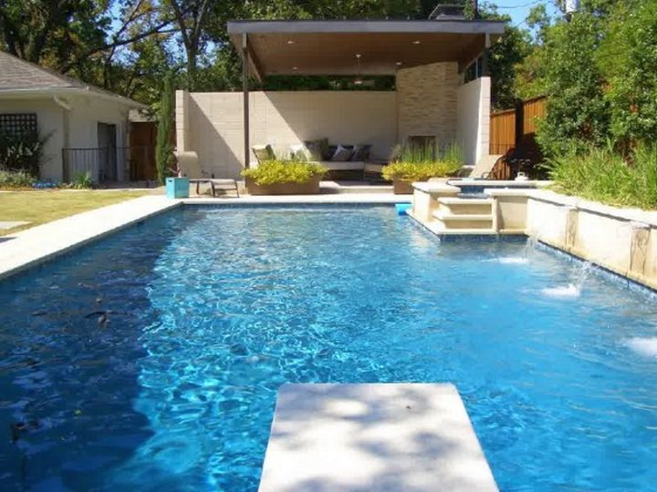 20 Hassle Free Zen Dining Room Decorating Ideas: 20 Great Swimming Pools For Small Spaces Design Ideas
