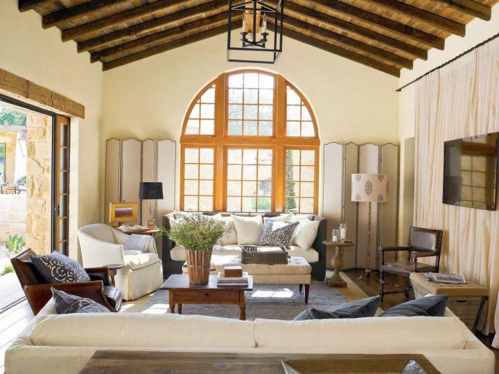Classic Unique Living Room Ideas Painting