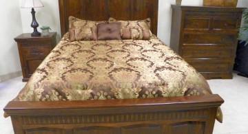 tuscany bedroom furniture with tall headboard