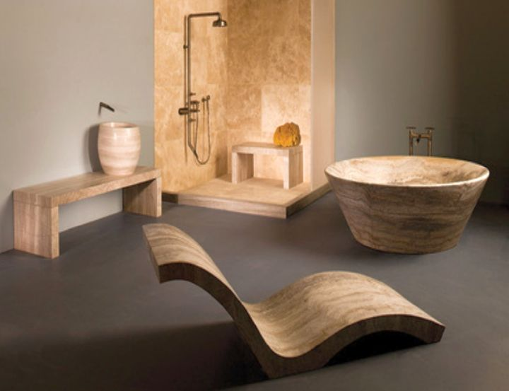 Brilliant Ideas For Japanese Bathroom Designs