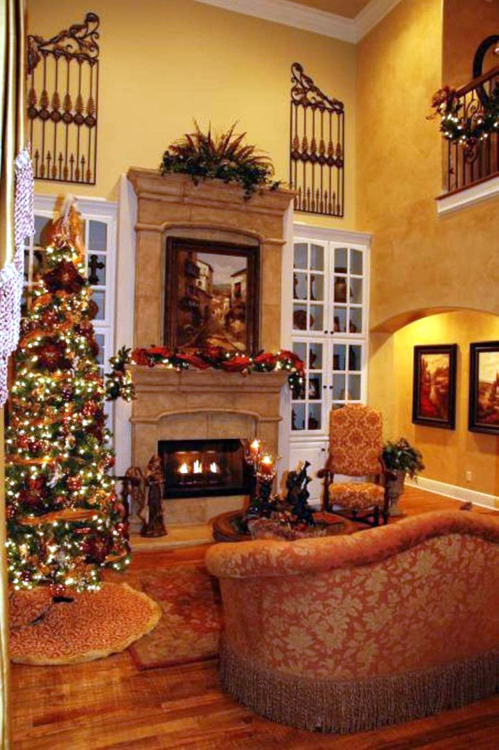 captivating tuscan living room colors   warm tuscan living room colors with polished wooden floor ...