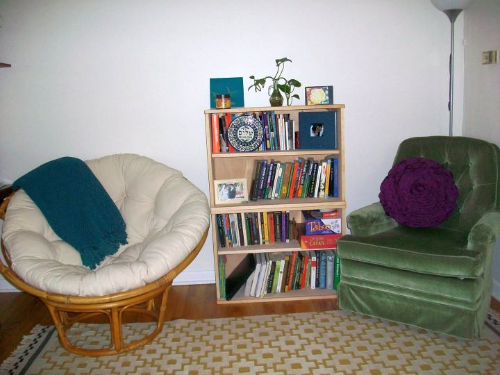 Gallery For Round Reading Chairs