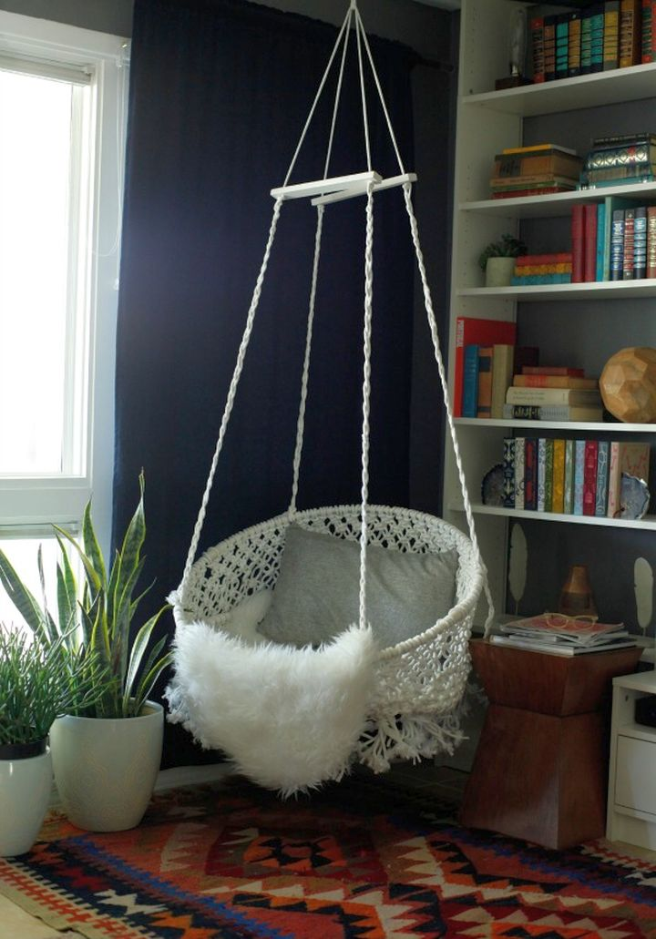 Superior So, What Do You Think About White Hanging Marrakech Chair Round Reading  Chair Above? Itu0027s Amazing, Right? Just So You Know, That Photo Is Only One  Of Cozy ...