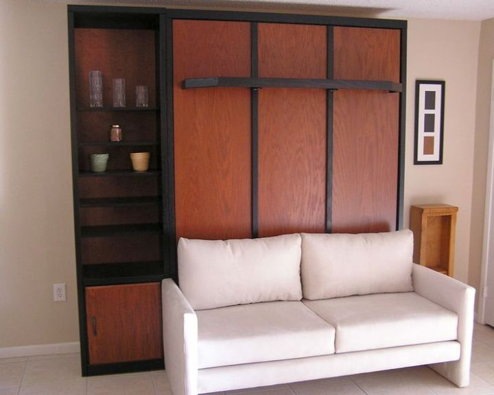 gallery for murphy bed couch ideas - Murphy Bed Design Ideas