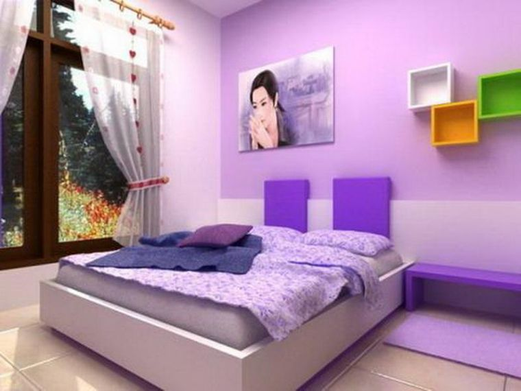 purple color schemes for bedrooms 15 luxurious bedroom designs with purple color 19557