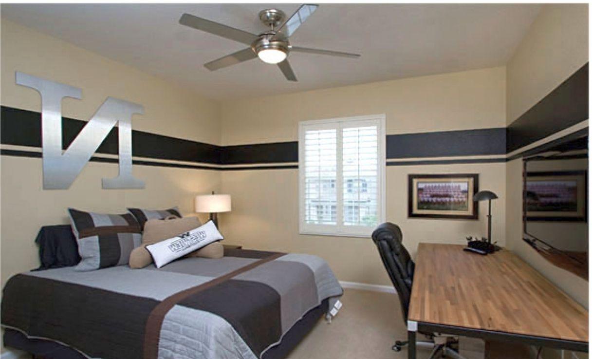 12 Superb Room Decor Ideas for Teenage Boys on Teenage Boy Room  id=85452