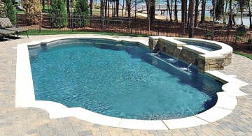 Natural Roman grecian pool images