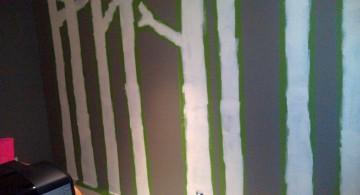Tree pattern DIY Indoor Wall Painter