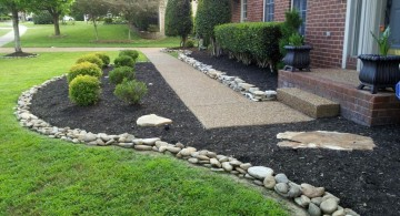 gardening with rocks ideas for limited space
