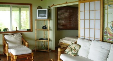 Asian inspired small living room ideas