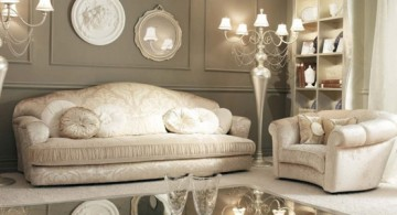 Luxurious and Classy Vintage Living Room Ideas