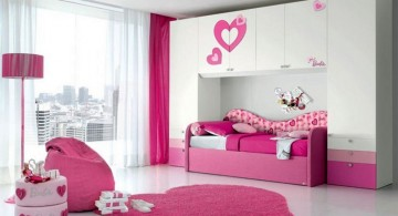 Sanrio themed unique beds for girls