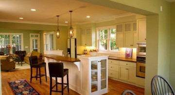 Simple Different Ceiling Designs for Kitchen