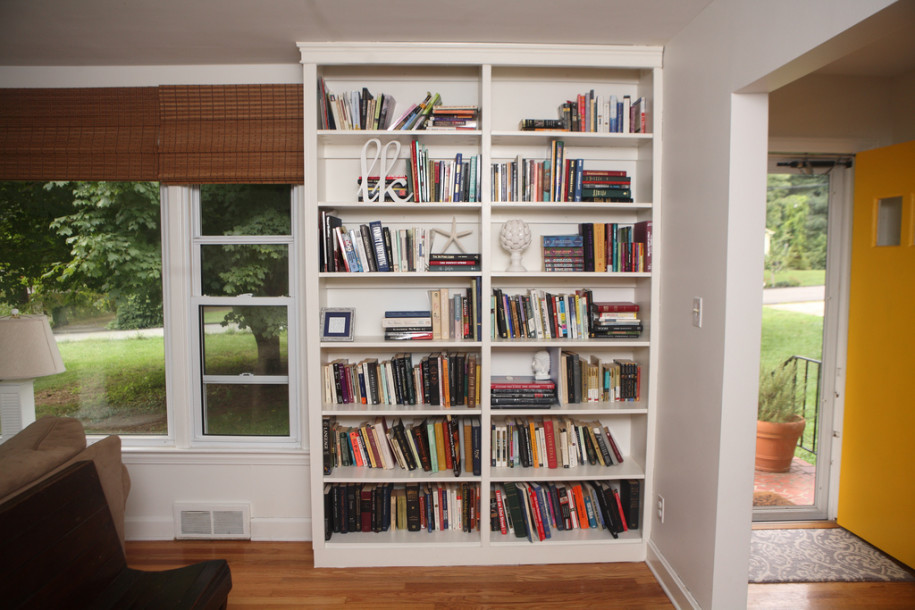 Gallery For Bookshelf Decorating Ideas