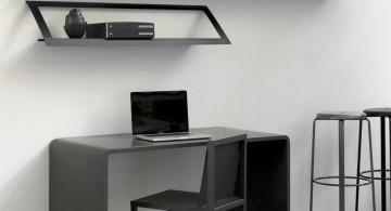 Unique and contemporary floating shelf decorating ideas