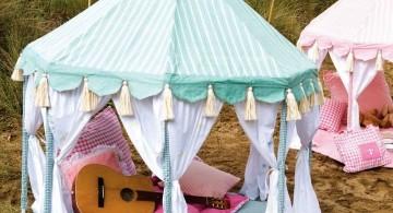 arabian tent luxury outdoor playhouse
