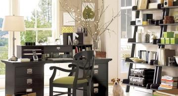 astonishing and stylish home office