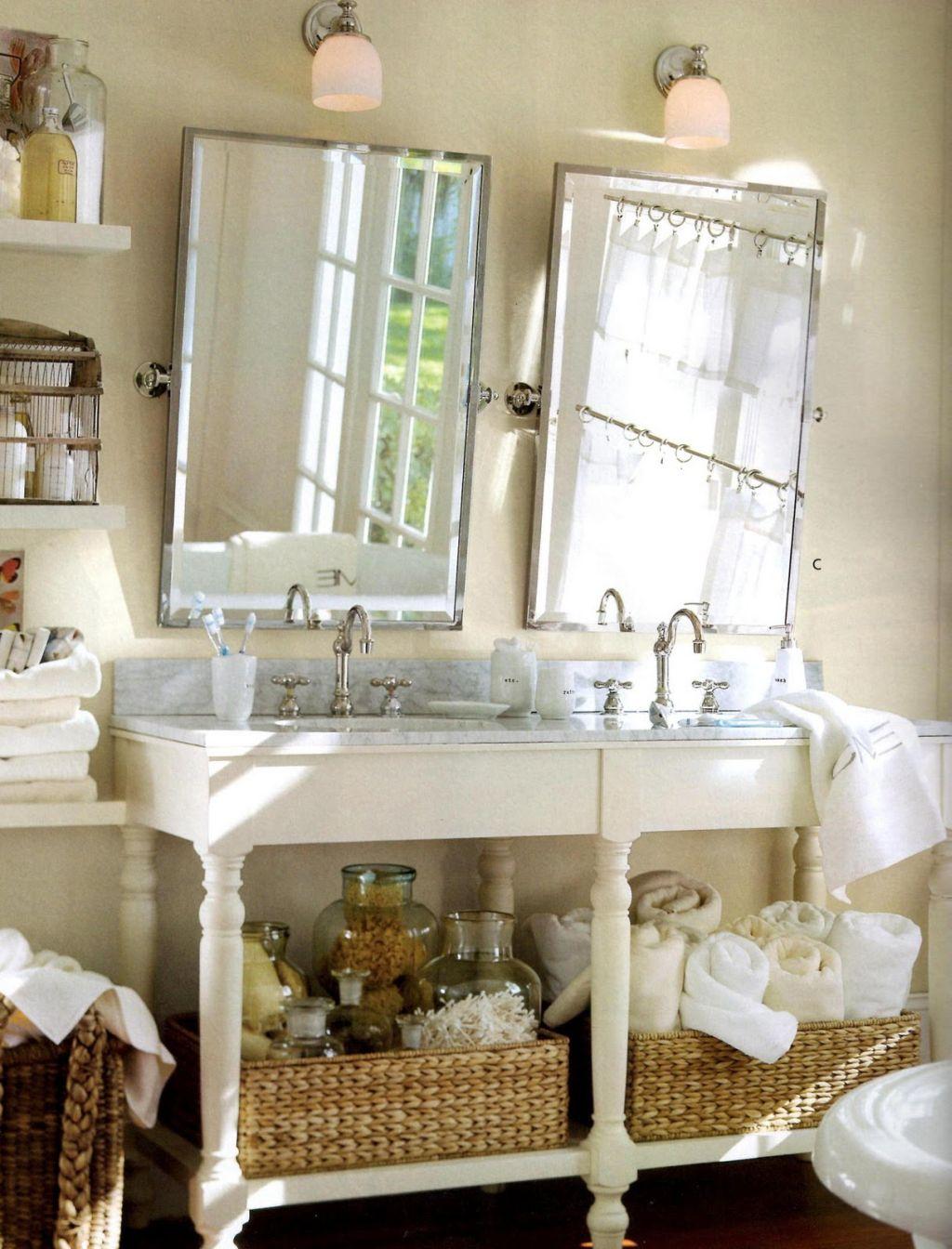 fabulous beach inspired bathroom ideas | 17 Bamboo Themed Bathrooms for Cozy Shower Experience
