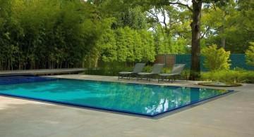 beautiful in ground small pool
