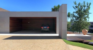 blocks modern garage designs and inspiration