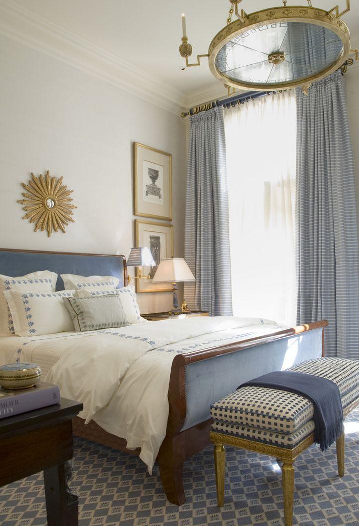 Antique Wood Bed Frame