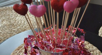 bowl centerpiece ideas with candies
