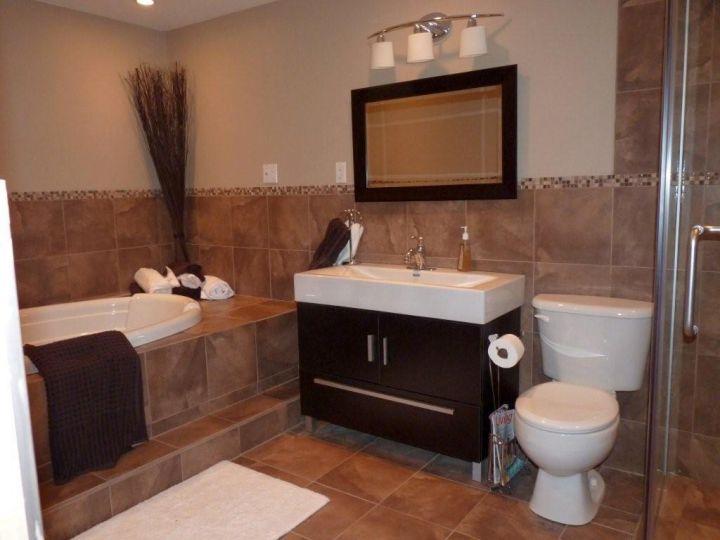 Gallery For Brown Bathroom Ideas