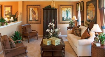 classy african living room decor