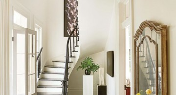 classy and modern hallway decorating ideas