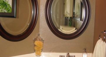 classy brown bathroom ideas